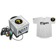 Game Cube Console - Hanshin Tigers 2003 Enjoyment Pack Plus Limited Edition preowned (Japan)