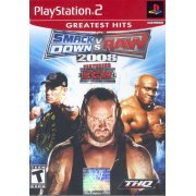 WWE Smackdown Vs. RAW 2008 (Greatest Hits) (US)