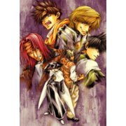 Saiyuki Reload Gunlock Special Price DVD Box Part 2 of 2 (Japan)
