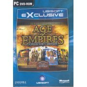 Exclusive Age Of Empires: Collector's Edition (DVD-ROM) (Asia)