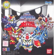 SD Gundam Daizukan preowned (Japan)