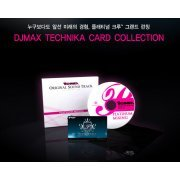DJ Max Technika Card Collection [Platinum Package] (Korea)