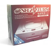 Sega Saturn Console - HST-0014 white [Limited Edition] preowned (Japan)