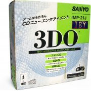 3DO Console - Sanyo TRY IMP-21J preowned (Japan)