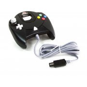 Dreamcast Controller (D-Direct Carbon Black Design) (Japan)
