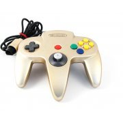 Nintendo 64 Joypad - gold (loose) preowned (Japan)