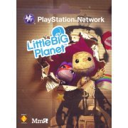 PlayStation Network Card / Ticket -LittleBigPlanet- (150 HKD / for Hong Kong network only) (Hong Kong)