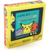 Game Boy Light Console - Pokemon Center Tokyo Pikachu Yellow Special Edition preowned (Japan)