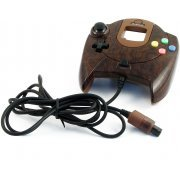 Dreamcast Controller (D-Direct Wood Design) preowned (Japan)