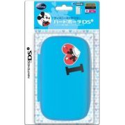 Disney Character Hard Pouch DSi (Minnie Blue) (Japan)