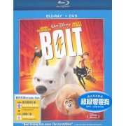 Bolt [Blu-Ray+DVD] (Hong Kong)