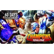 Champions Online PC Time Card (60 Days) (US)
