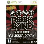 Rock Band Track Pack: Classic Rock preowned (US)