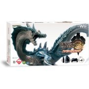 Nintendo Wii (Monster Hunter 3 Bundle) (Japan)