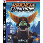 Ratchet & Clank Future: Tools of Destruction (Greatest Hits) (US)