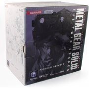 Game Cube Console - Metal Gear Solid The Twin Snakes Premium Package (Japan)