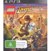 LEGO Indiana Jones 2: The Adventure Continues (Asia)