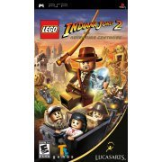LEGO Indiana Jones 2: The Adventure Continues (US)