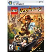LEGO Indiana Jones 2: The Adventure Continues (DVD-ROM) (US)
