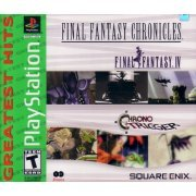 Final Fantasy Chronicles (Greatest Hits) Crack cover preowned (US)