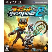 Ratchet & Clank Future: A Crack in Time (Japan)