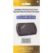 PSP PlayStation Go Protective Screen Film (US)