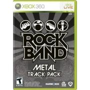 Rock Band: Metal Track preowned (US)
