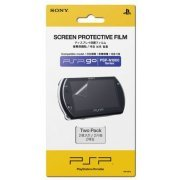 PSP PlayStation Go Display Protection Film (Japan)