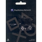 PlayStation Network Card / Ticket -PSP Go- (200 HKD / for Hong Kong network only) (Hong Kong)