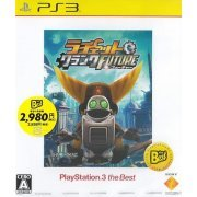 Ratchet & Clank Future: Tools of Destruction (PlayStation3 the Best) (Japan)