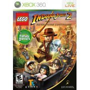LEGO Indiana Jones 2: The Adventure Continues preowned (US)