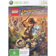 LEGO Indiana Jones 2: The Adventure Continues preowned (Asia)