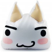 Dokodemoissyo Cushion Plush Doll: Toro Normal (M) (Japan)