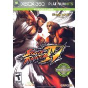 Street Fighter IV (Platinum Hits) (US)