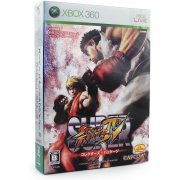 Super Street Fighter IV [Collectors Package] (Japan)