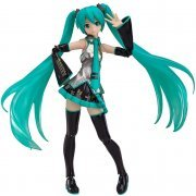 figma Character Vocal Series 01 Hatsune Miku Non Scale Pre-Painted PVC Figure: Hatsune Miku 2.0 (Japan)