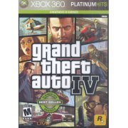 Grand Theft Auto IV (Platinum Hits) (US)