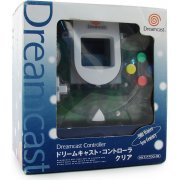 Dreamcast Controller (Millenium 2000 clear Design) preowned (Japan)
