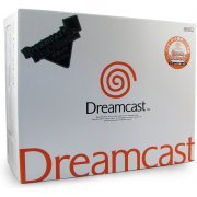 Dreamcast Console - D-Direct Black Special Edition (Japanese version) (Japan)
