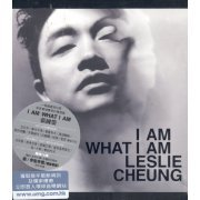 I Am What I Am [2CD+DVD] (Hong Kong)