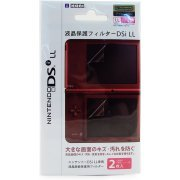 Liquid Crystal Protection Filter DSi LL/XL (Japan)