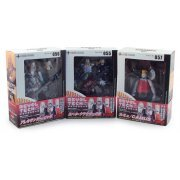 Revoltech Series Detroit Metal City Non Scale Pre-Painted PVC Action Figure (Shipped Randomly) (Japan)