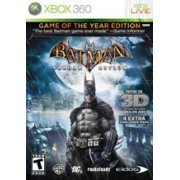 Batman: Arkham Asylum [Game of the Year Edition 3D] preowned (US)