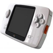 GP2X Caanoo Game System (white) (Korea)