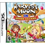 Harvest Moon DS: Grand Bazaar (US)