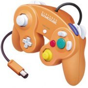 Game Cube Controller (Spice Orange) (Japan)