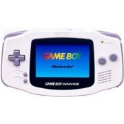Game Boy Advance Console - Arctic/White
