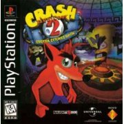 Crash Bandicoot 2 - Cortex strikes back (Greatest Hits Edition) (US)