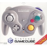 Wavebird Wireless Controller (Platinum/Silver) (Japan)