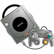 GameCube Console - Silver/Platinum (Japan)